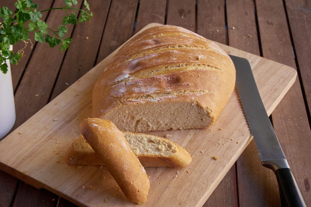 Homemade bread 1